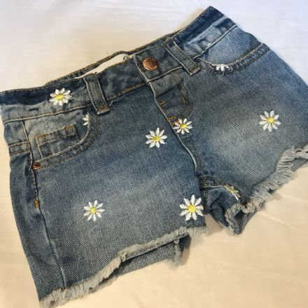 18-24 Month Daisy Print Shorts